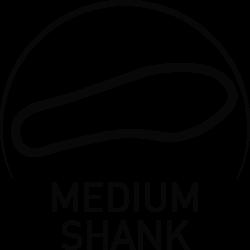 Medium Shank